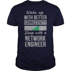 sleep with a network engineer
