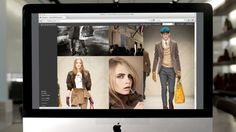 Burberry's Social Story >> pretty cool physical/digital shopping experience piece, *worth watching at 2:26, fast forward