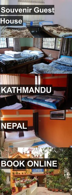Souvenir Guest House in Kathmandu, Nepal. For more information, photos, reviews and best prices please follow the link. #Nepal #Kathmandu #travel #vacation #guesthouse