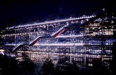 Centre Pompidou. Paris