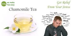 Sleep Debt, Stress Symptoms, Chamomile Tea, Muscles, No Worries, Sick, Anxiety, Relax, Health