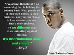 Jay-Z's Stunningly Down-To-Earth Take On Gay Marriage