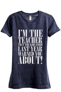Precisely what Do Teachers Really need For Presents? Instructor Clutch Packaging, Personalised clutch backpacks are best for hauling their own e-books, papers and school supplies during the course of the long weekend. Funny Teacher Gifts, Teacher Blogs, Teacher Humor, Teacher Shirts, Teacher Stuff, Teacher Outfits, Funny Shirt Sayings, Shirts With Sayings, Funny Shirts