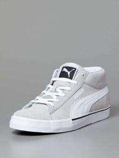 huge selection of da083 d27bd S Mid Top Sneaker Mens Puma Shoes, Puma Sneakers, Shoes Sneakers, Sneakers  Fashion
