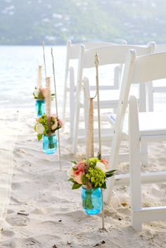 If ever there was a place primed for a perfect destination wedding…I'm pretty sure St. Thomas would be it. Because you need next to nothing to make your celebration spectacular. And while this bride layered on the turquoise and coral touches – inspired from the beaches themselves – the backdrop alone was enough for us […]