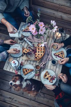 Our new Terrace in the Countryside - Our Food Stories Food Photography Styling, Food Styling, Gluten Free Pie, Berry Pie, Old Stone, Fresh Lemon Juice, Happy Weekend, Aesthetic Pictures, Love Food