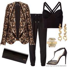 Jogging pants! Super hot! Veja post completo em www.carolinedemol.... #fashion #moda #trend #tendencias #estilo #style #looks #lookdodia #lookoftheday #personalstylist #personalstylistbh #consultoriademoda #lelisblanc #michaelkors #fleurdumal #jimmychoo #louboutin #oscardelarenta #alexandermcqueen