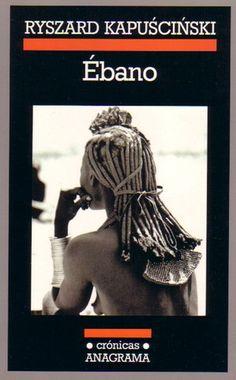 Título | Title: 'Ebano' (2008) - Autor | Author: Ryszard Kapuscinski (BLR)