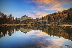 Mufulé lake by Francesco Vaninetti on 500px