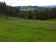 Vorderburg in the heart of Upper Allgäu