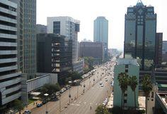 Harare – Zimbábue