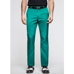 The Highland Pant - Green