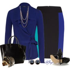 """""""Colorfully Classy in Carlisle Collection"""" by kginger on Polyvore"""
