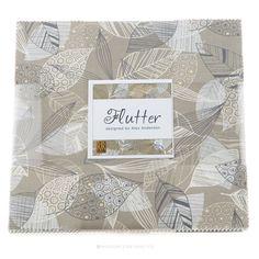 Flutter Patty Cake - Alex Anderson - RJR Fabrics