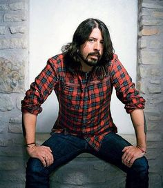 Dave Grohl, my hero.