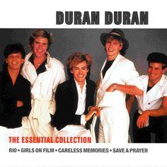 Carátula Frontal de Duran Duran - The Essential Collection
