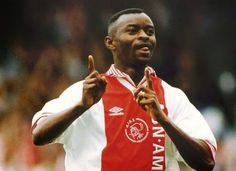 Gefeliciteerd Finidi George! #jarig #44 #Ajax