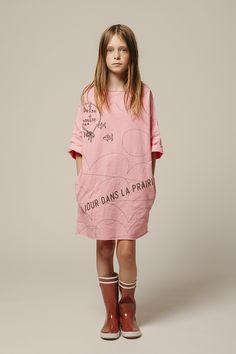 TAO Giraffe Dress Pink