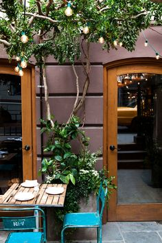 East Pole, a new restaurant on the Upper East Side