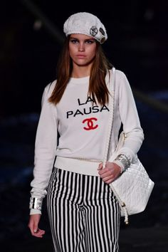 It's Cruise time! Chanel and Prada 2019 collections
