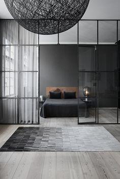 WovenGround Fade by Linie Design l(ifestyle) - grey