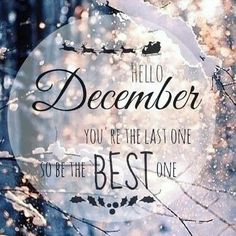 I love the start of a new month! Especially this month. The holidays the Hallmark movies fires cold nights hot coffee fuzzy blankets.... I love it all