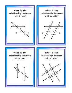 Exterior Angles of a triangle | Teaching Math | Pinterest ...