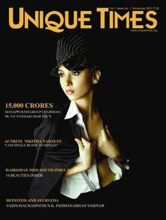 UniqueTimesMagazine Nov2011