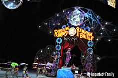 Ringling Bros Legends Review - My Imperfect Family