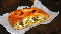 Finnish Recipes, Savoury Baking, Spanakopita, Cheesesteak, Hot Dog Buns, Food And Drink, Cooking Recipes, Pie, Bread