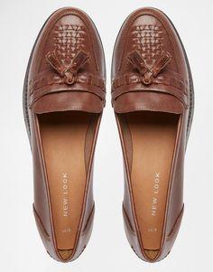 Image 3 ofNew Look Tassel Loafers