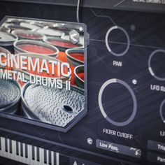 Cinematic Metal Drums 1 can be used as extending instruments library in other Eplex7 instruments. Current price: 5,90 € It includes cinematic metal drums, metalické horror drum hits, dramatic steel drum hits, thriller drums, sci-fi drums, medieval metal drum hits, fonts, from heavy fat metal sounds to shaper treble hits. www.eplex7.com  #musicforfilm #musicforvideogame #filmmusic #filmscore #filmscore #cinematicmusic #music #drums #metalsound #drumsound #hitechproducer #hitechmusic