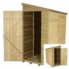 Wooden Pressure Treated Sheds - Aston Shed Shop Gate Handles, Workshop Shed, Sheds For Sale, Shed Doors, Wood Shed, Roof Structure, Door Gate, Wooden Garden, Single Doors