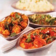 Curry de poulet aux pommes de terre