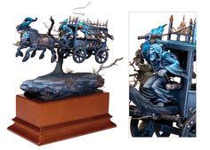 FRANCE 2009 - Machine de Guerre ou Véhicule - Demon Winner, le site non officiel du Golden Demon