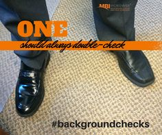 One should always double check #backgroundchecks #duediligence #hr #hrhumor  www.mbiworldwide.com