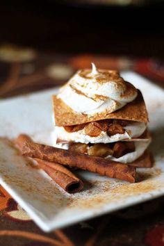 ... pies on Pinterest | Banana cream pies, Apple pies and Cream cheese pie