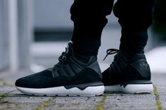 Adidas Tubular Moc Runner via The Upper ClubBuy it @ The Upper Club | Allike | adidas UK | adidas US