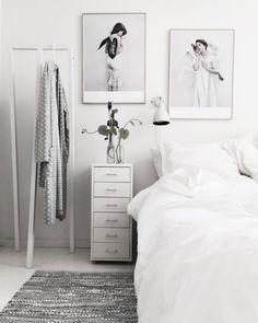 Paula Putz Design Blog   Apartamento Escandinavo: Quartos…