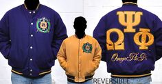 Reversible Jacket found at http://www.1lineup.com