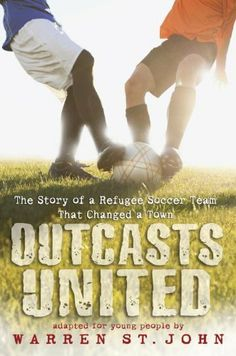 Outcasts United: The Story of a Refugee Soccer Team That Changed a Town by Warren St. John, http://www.amazon.com/dp/0385741944/ref=cm_sw_r_pi_dp_CIgFqb1CFEH2A