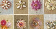 Haute Couture Beads Motif 100 - Japanese Bead Embroidery Stitch Pattern Book - Keiji Tagawa | Bead Embroidery 8 | Pinterest | Pattern Books, Embroidery Stitche…