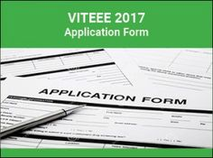 It has been announced that the application form for VITEEE 2017 will be available from November 09, 2016. The facility to avail the application form will be provided online, as well as, offline.