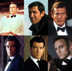 "The Codename: James Bond Theory / ""Bond is not just one person. ""James Bond"" is as much a codename as ""007."" This makes sense, and allows several actors to play the James Bond."""