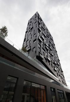 Magma Towers by GLR arquitectos / Monterrey, Nuevo Leon, Mexico