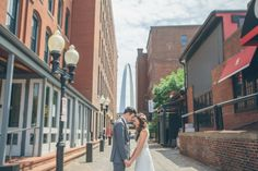 A Tiffany Blue and Coral Wedding at Hyatt Regency St. Louis at The Arch in St. Louis, Missouri