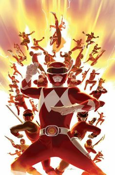 Time Force Joins Power Rangers: Shattered Grid In April 2018 Power Rangers Fan Art, Power Rangers Comic, Mighty Morphin Power Rangers, Power Rangers Time Force, Age Of Mythology, Kamen Rider, Boom Studios Power Rangers, Thundercats, Gi Joe
