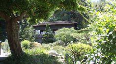 Hakone Gardens house  Saratoga CA