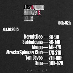 03.10.2015 @ LOST & FOUND SOULMATE CLUB