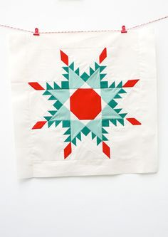 MessyJesse - a quilt blog by Jessie Fincham: Patchwork Christmas Decorations